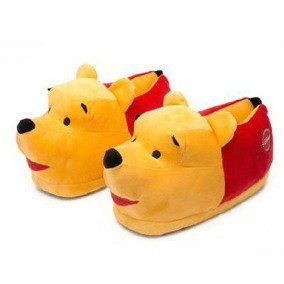 Pantufa 3d Pooh - Ricsen 119130