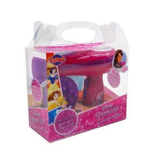 Secador De Brinquedo A Pilha Princesas - Toyng 36123