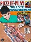 Quebra Cabeça Puzzle Play Gigante Corpo Humano - Grow 03636