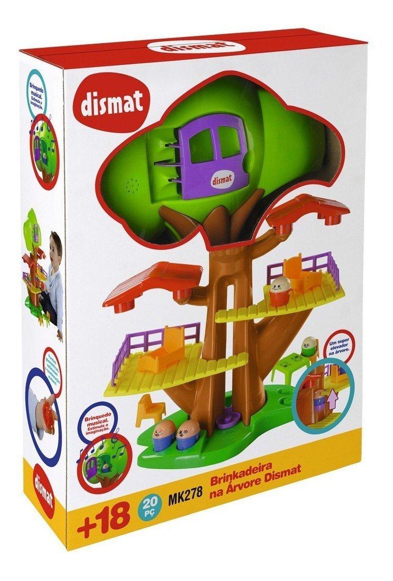 Brinkadeira Na Árvore Musical - Dismat Mk278