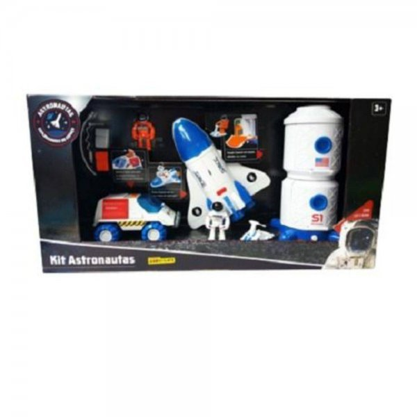 KIT ESPACIAL ASTRONAUTAS - FUN 84510