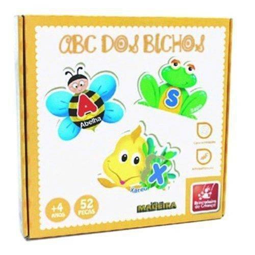 Jogo Abc Dos Bichos - Brincadeira De Criança 9275