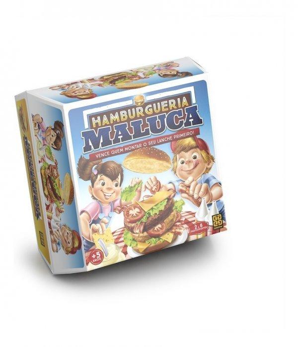 JOGO HAMBURGUERIA MALUCA - GROW 03574