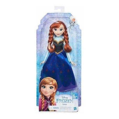 Boneca Frozen Anna Clássica - Hasbro E0316