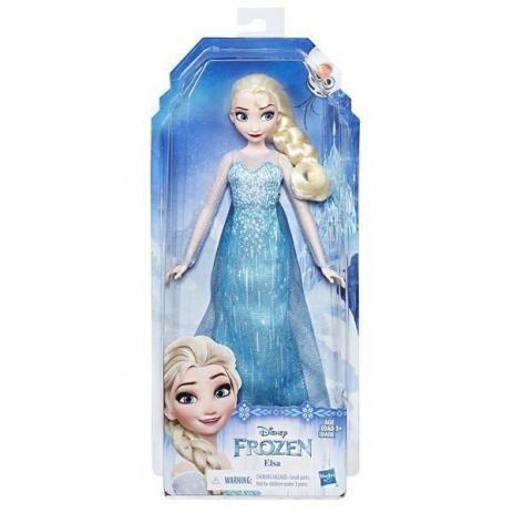 Boneca Frozen Elsa Clássica - Hasbro E0315