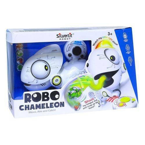 Robô Camaleão Silverlit - Dtc 4797