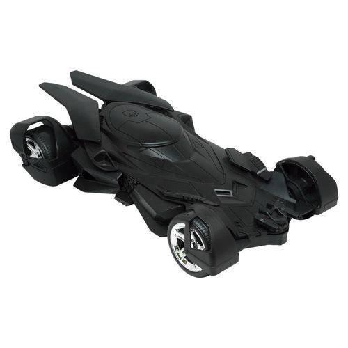 Carrinho Batmóvel Roda Livre Batman Vs Superman - Candide 9056