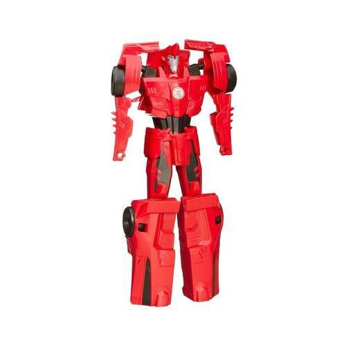 Boneco Transformers Sideswipe Robots In Disguise - Hasbro B4676