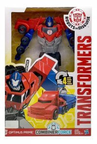 OPTIMUS PRIME TRANSFORMERS ROBOTS IN DISGUISE