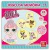 Jogo Da Memória Doll - Brincadeira De Criança 1911