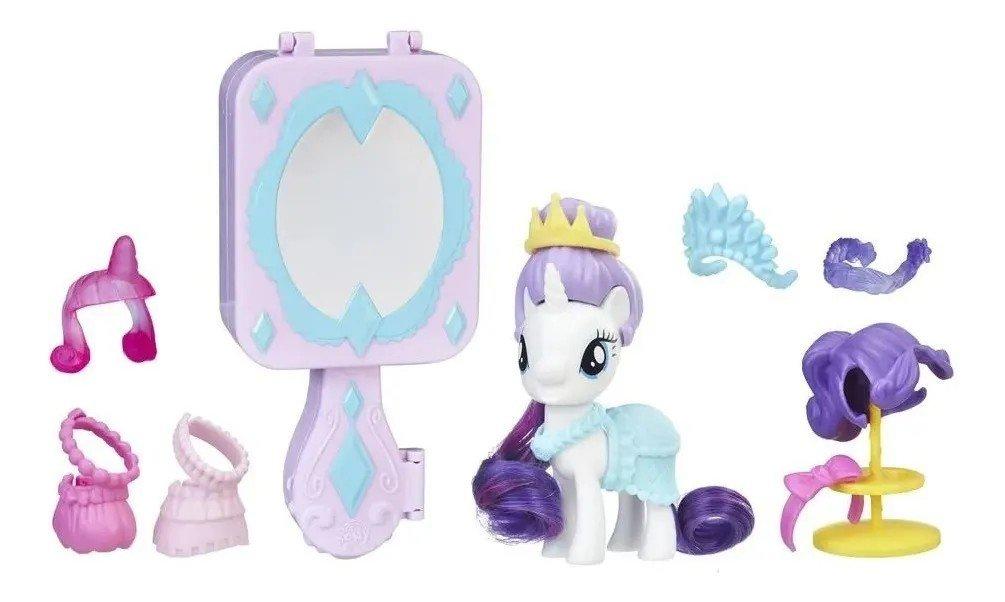 My Little Pony Playset Rarity Boutique Espelho- Hasbro E0711