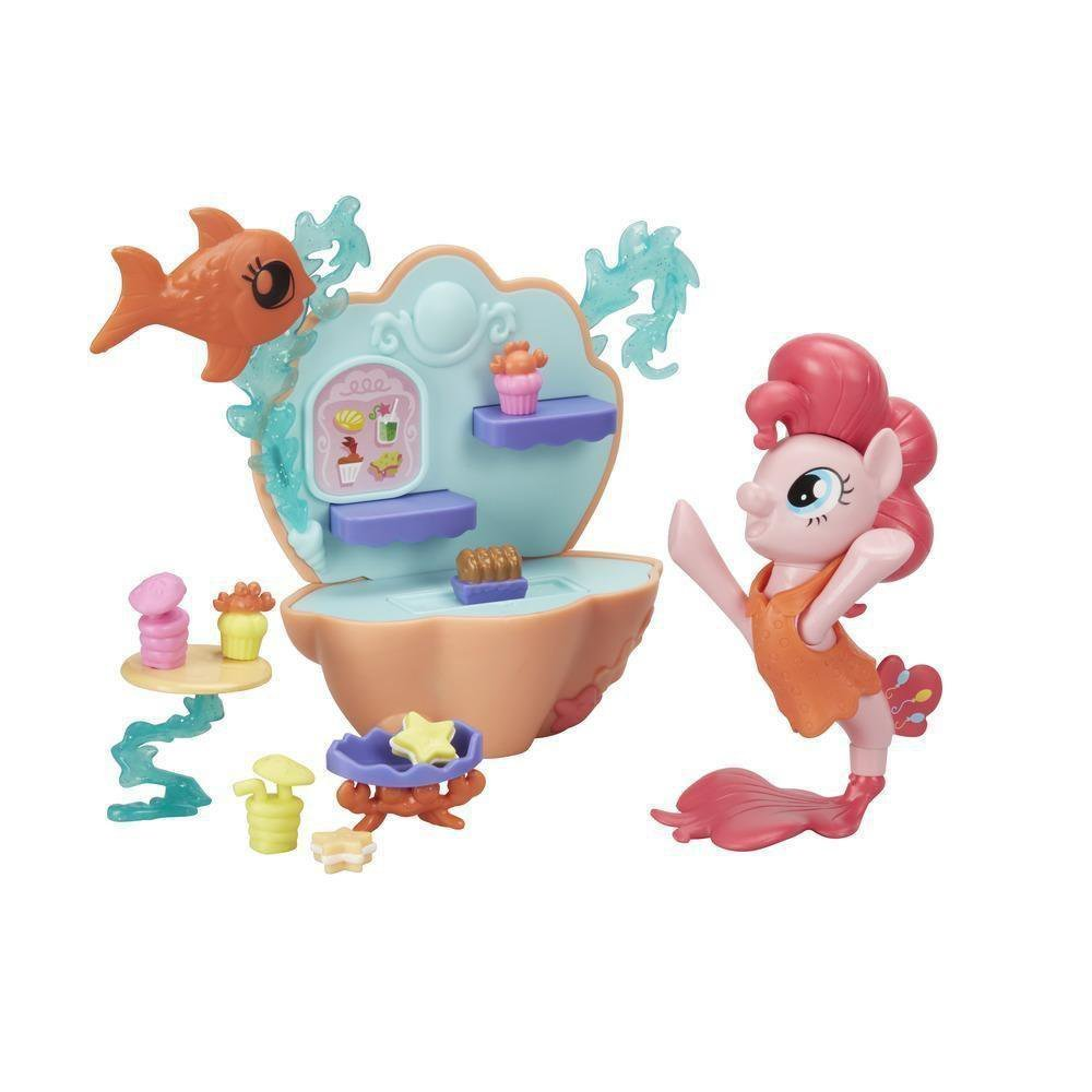 My Little Pony Pinkie Pie Café Submarino - Hasbro C1830