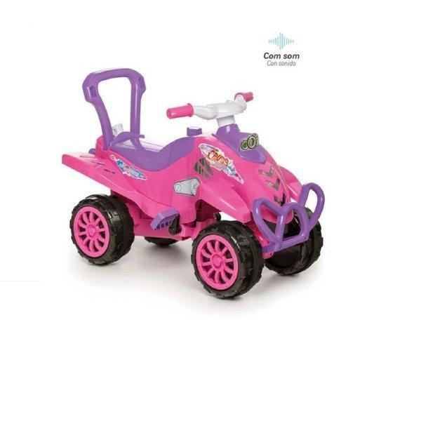 Triciclo Cross Turbo Pink - Calesita