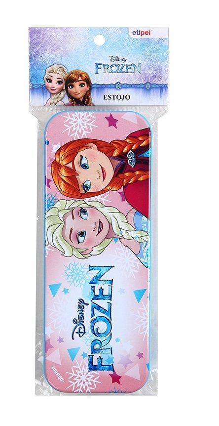 Estojo Lata Frozen - Etilux Dyp-030