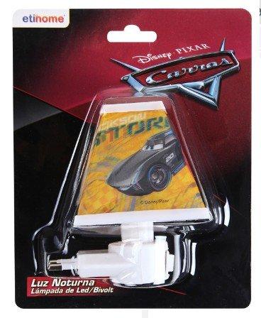 Luminária Cars 10cm Refletora