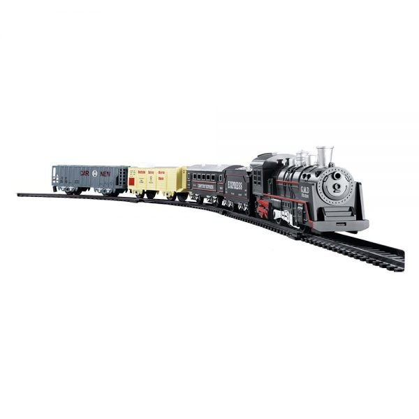 Ferrorama Locomotiva Com Luz - Dm Toys Dmt5750