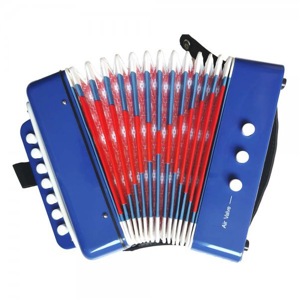 Mini Acordeon - Dm Toys