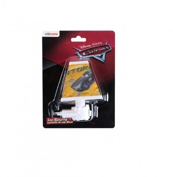 Luminária Cars Bivolt E Lâmpada Led - Etihome Dyh-205