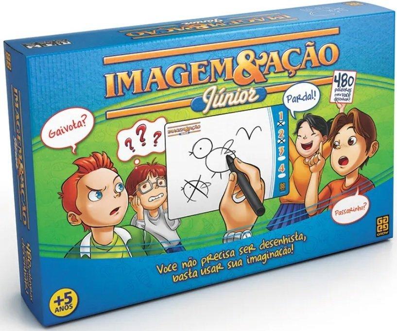 Jogo Imagem E Ação Júnior - Grow 01710