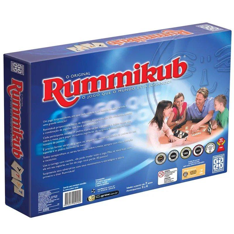 Jogo Rummikub - Grow 02090