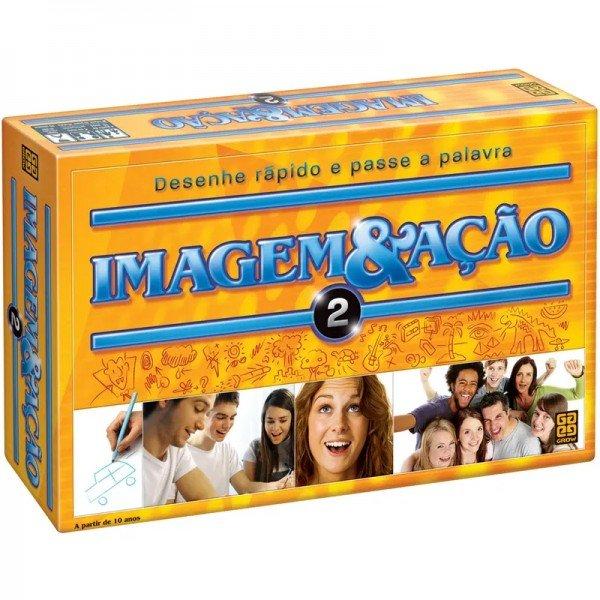 Jogo Imagem E Ação 2 - Grow 01709