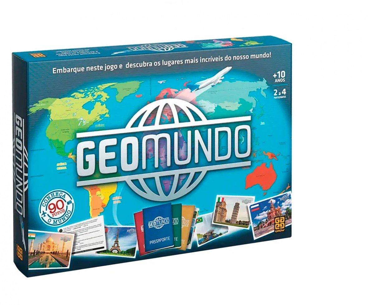 Jogo Geomundo - Grow 03446