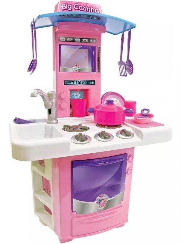 Cozinha Infantil Big Cozinha - Big-star 630-nbc