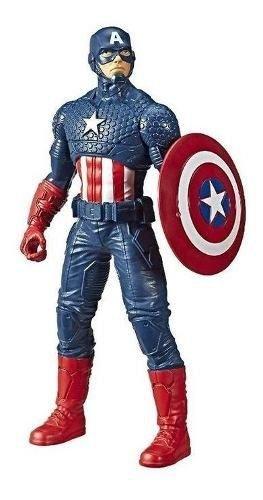Boneco Capitão América 25 Cm Action Figure - Hasbro E5579