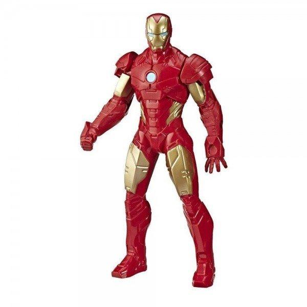 Boneco Homem De Ferro 25 Cm Action Figure - Hasbro E5582