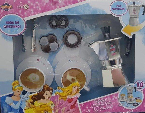 Kit Máquina De Café Princesas - Toyng 038862