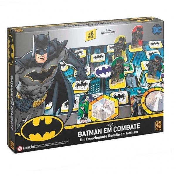 Jogo Batman Em Combate - Grow 3763