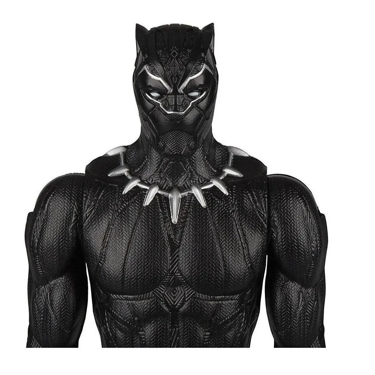 Boneco Pantera Negra Comics Articulado 50 Cm - Mimo 0554