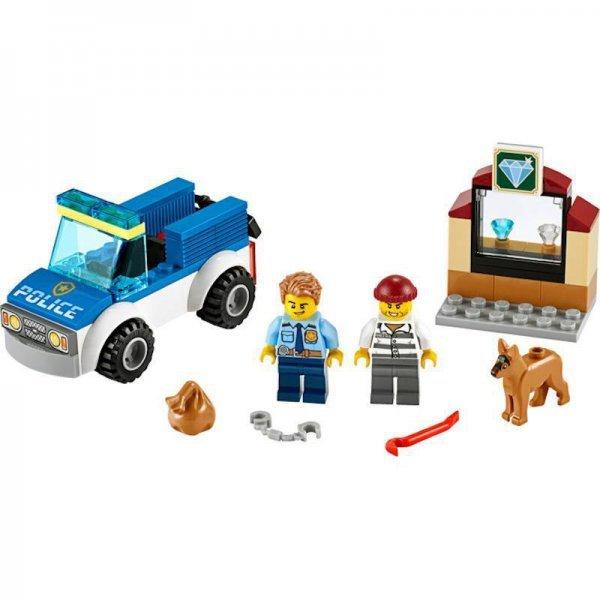 Lego City - Unidade De Cães Policiais - Lego 60241