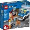 LEGO CITY - UNIDADE DE CÃES POLICIAIS - LEGO 60241!