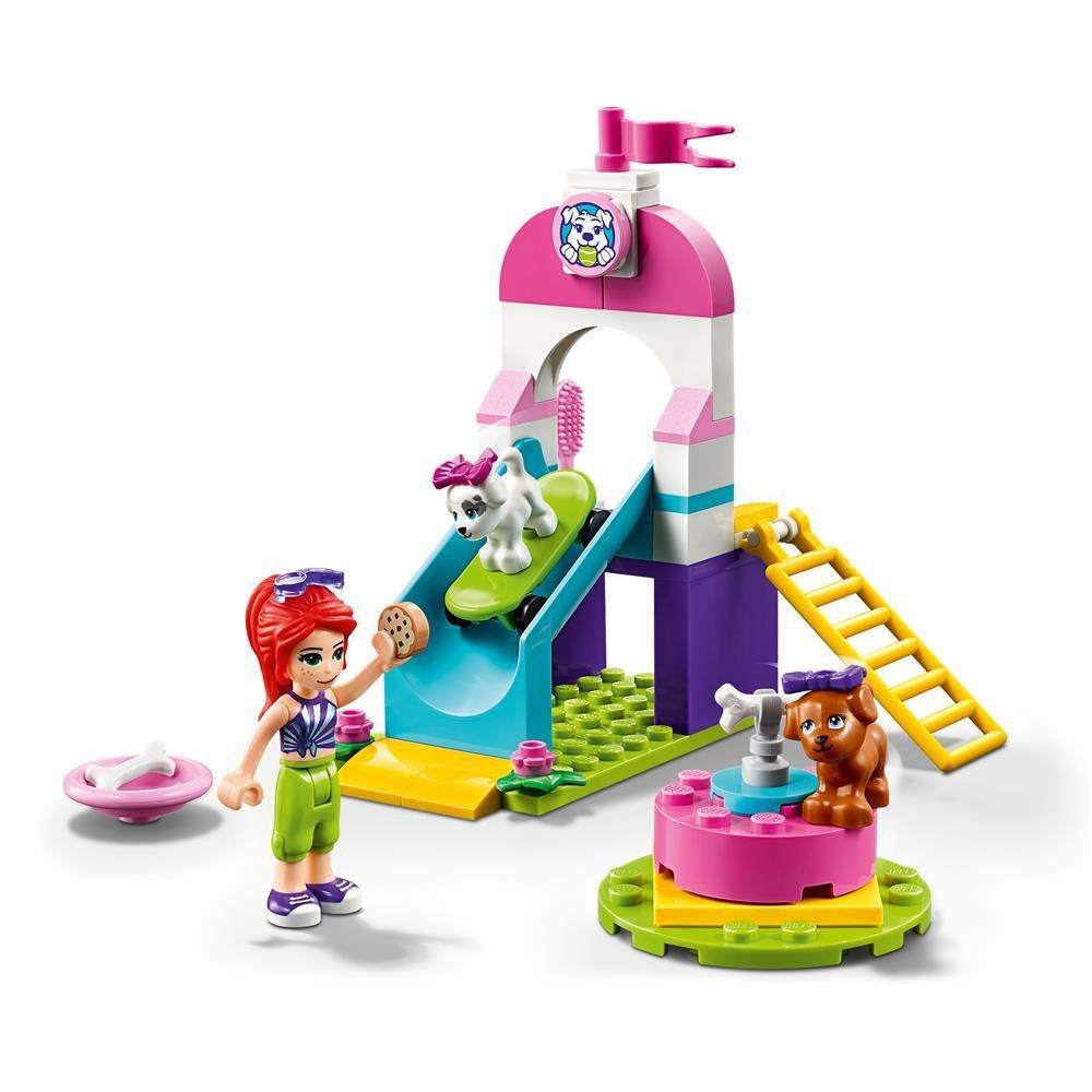 Lego Friends -playground Para Cachorrinhos -mia -lego 41396
