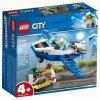 Lego City - Patrulha Aérea Jato-patrulha - Lego 60206