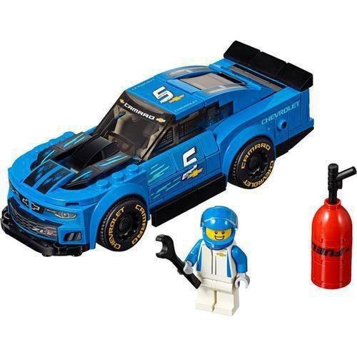 Lego - Carro De Corrida Chevrolet Camaro Zl1 - Lego 75891