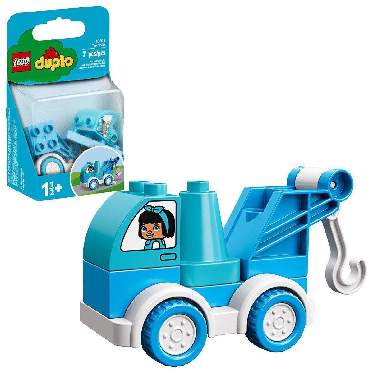 Lego Duplo - Caminhão De Reboque - Lego 10918