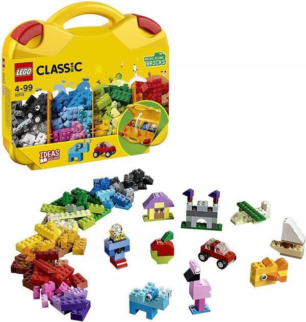 LEGO CLASSIC - MALETA CRIATIVA - LEGO 10713!