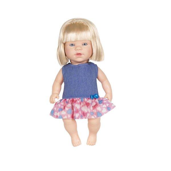 Boneca Heidi Dia Da Beleza - Pupee 1068