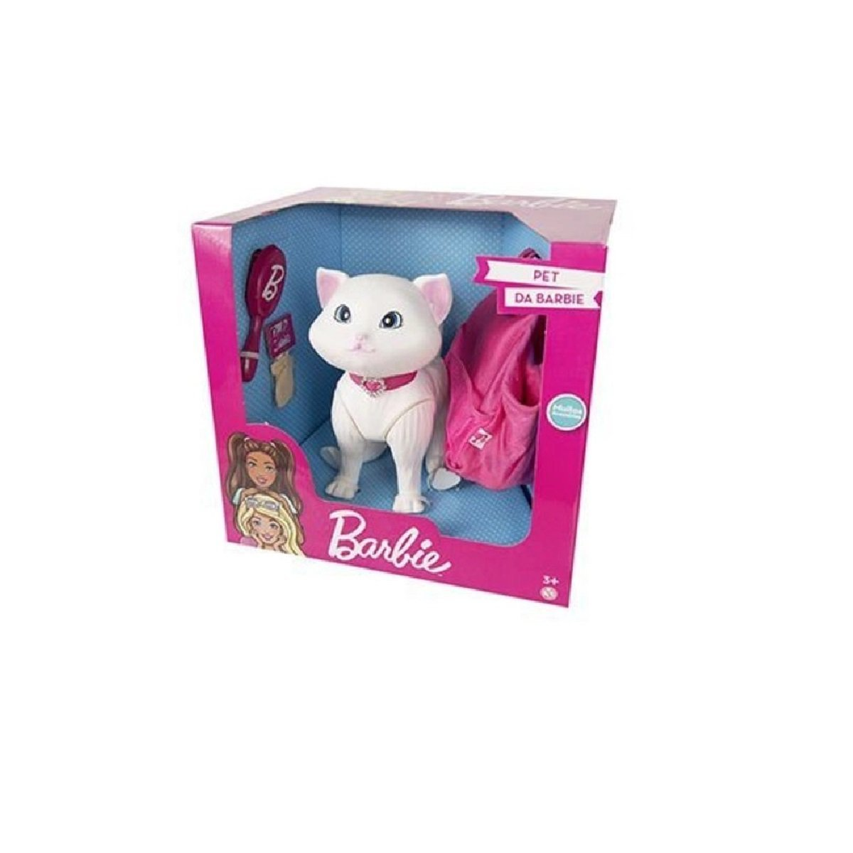 Pet Fashion Da Barbie Blissa Passeio - Pupee 1259