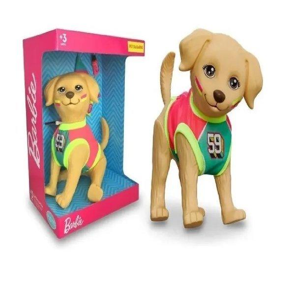 Pet Barbie Olimpíadas Cachorrinho Taff - Pupee 1268