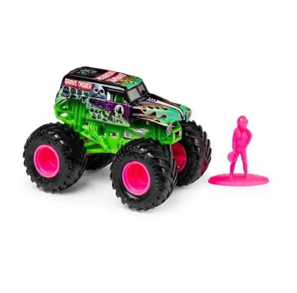 Carrinho Monster Jam Truck Escala 1:64 Sortido - Sunny