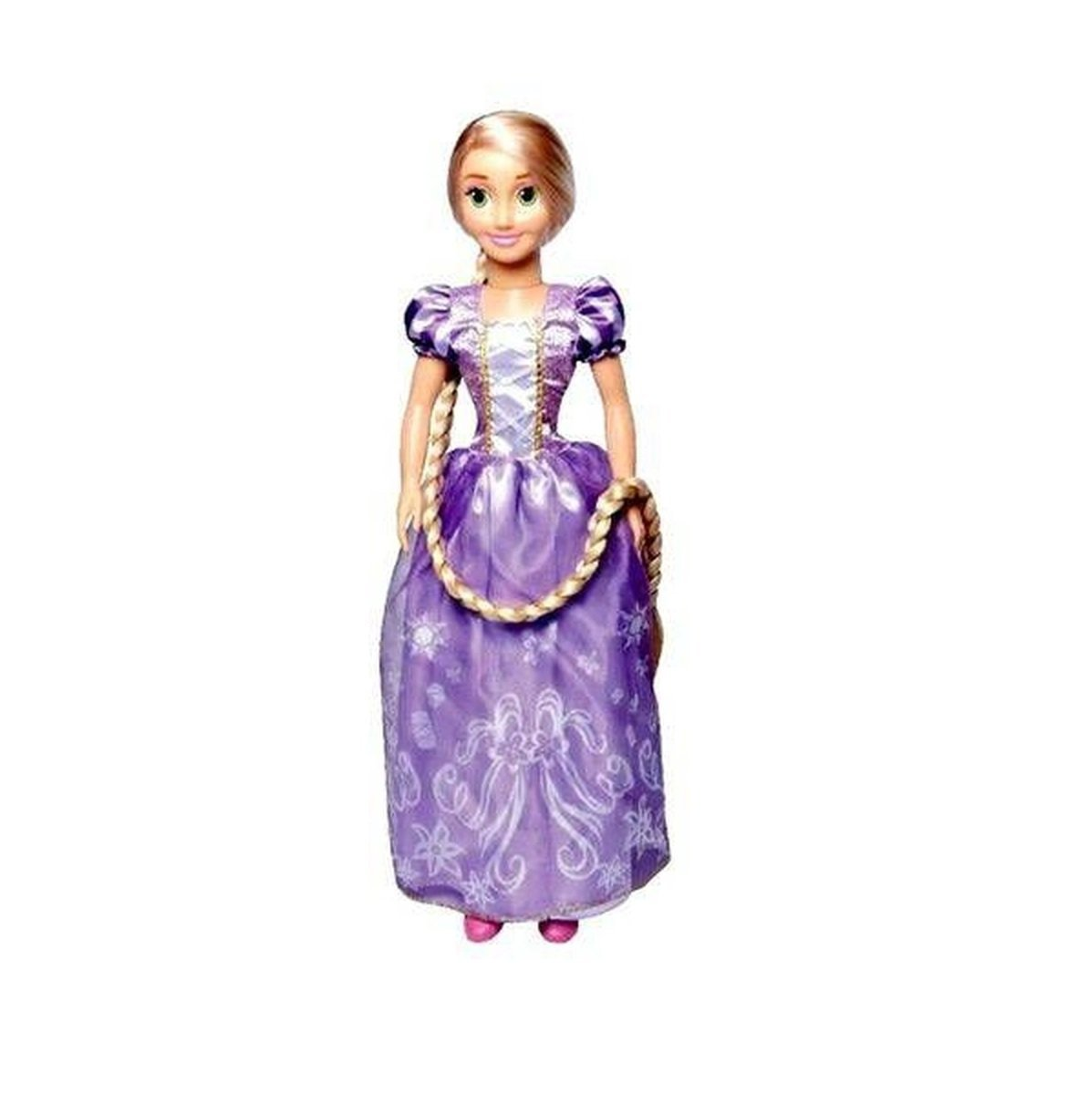 Boneca Princesa Disney Rapunzel - Baby Brink 2000
