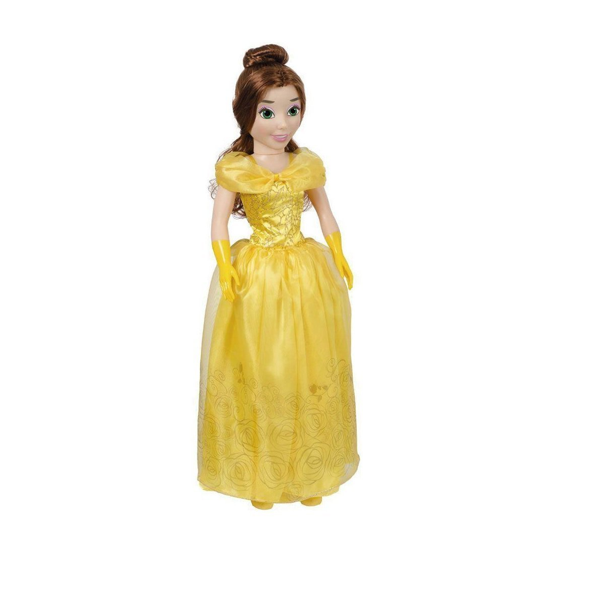 Boneca Princesa Disney Bela - Baby Brink 2005