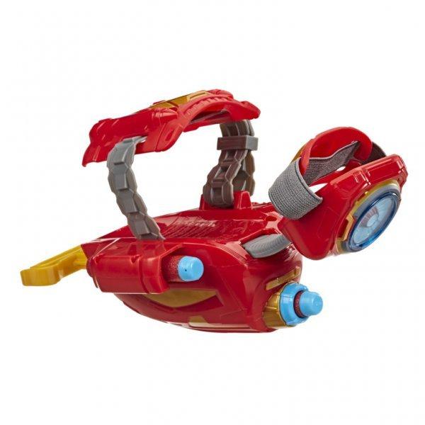 Lancador Power Moves Homem De Ferro - Marvel - Hasbro E7376
