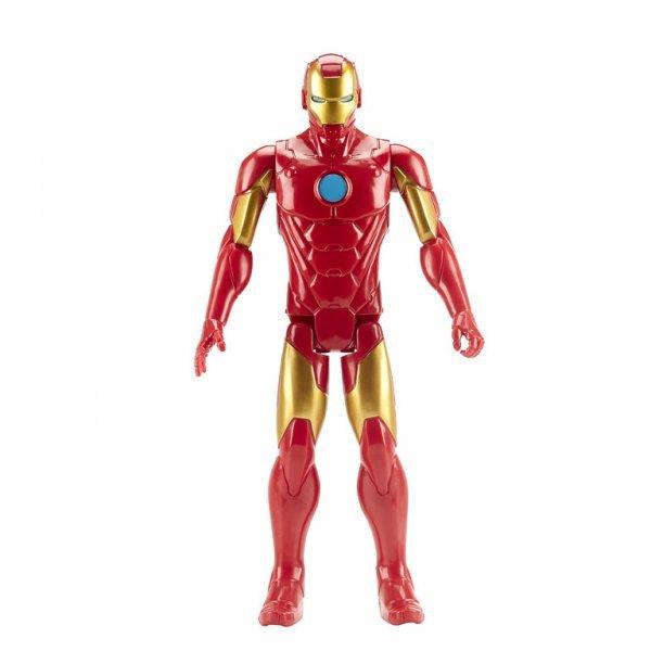 Boneco Homem De Ferro Titan Hero - Marvel - Hasbro E7873