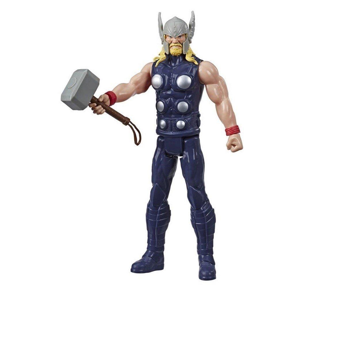 Boneco Thor Titan Hero - Marvel - Hasbro E7879
