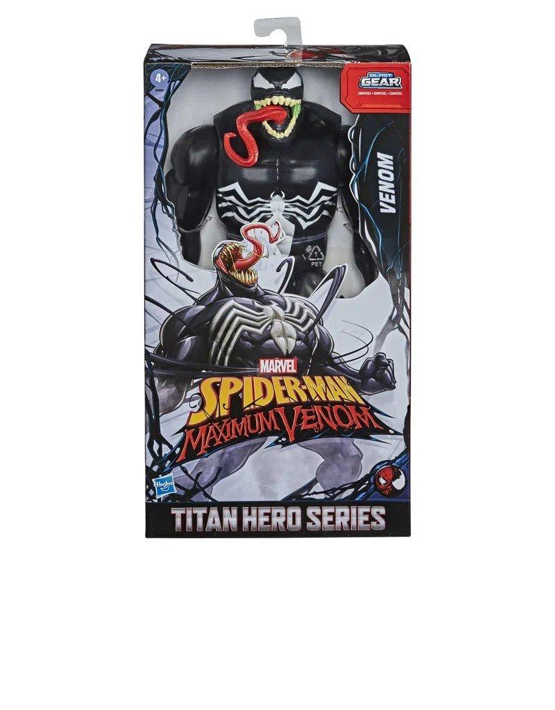 Boneco Venom Max Titan Hero - Hasbro E8684