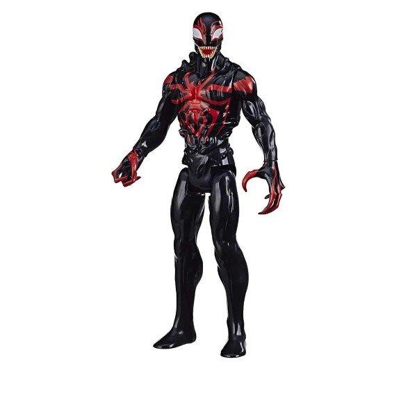 Boneco Miles Morales Venom Titan Hero - Marvel - Hasbro E8729